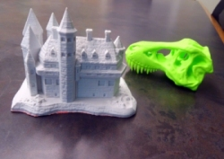 3D printer objects