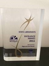 Library of the Year Award